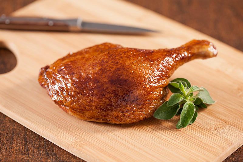 Roasted Duck Leg-Fully Cooked - 4 lb