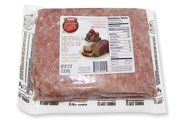 Catelli Butchers' Blend Meatball / Meatloaf Mix