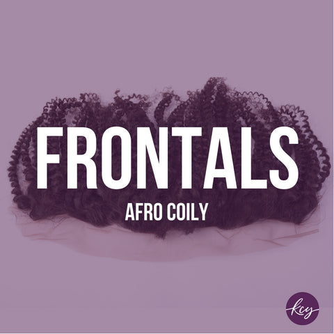 Afro Coily - Frontals