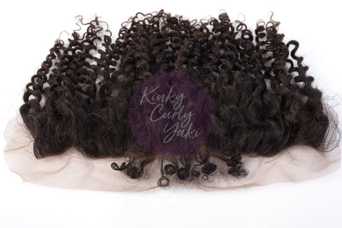 Kinky Curly - Frontals