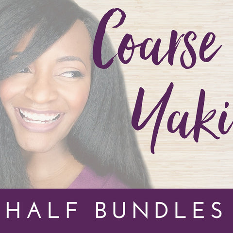 Coarse Yaki - Half Bundle