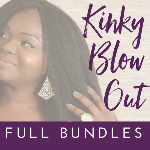 Kinky Blow Out - Full Bundle
