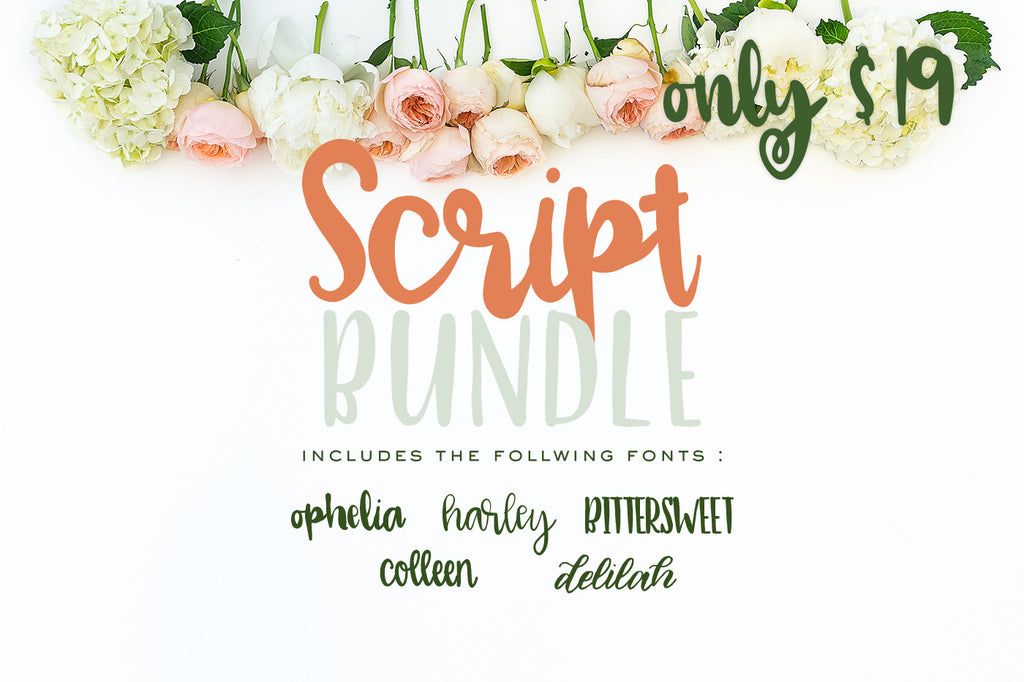 August Script Bundle