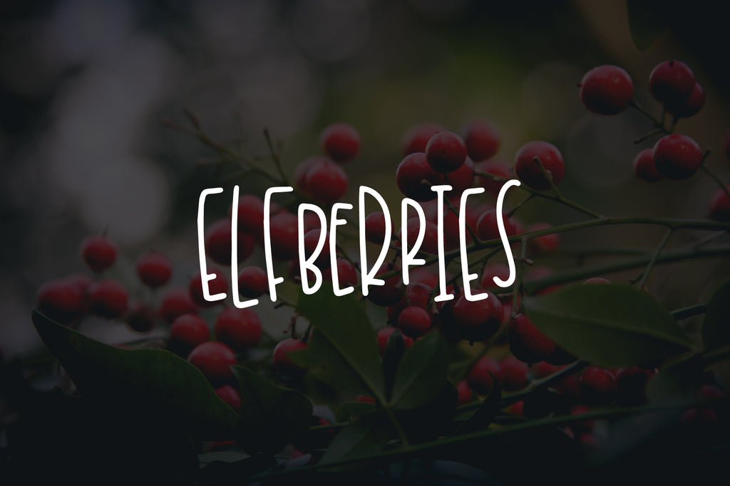 Elfberries
