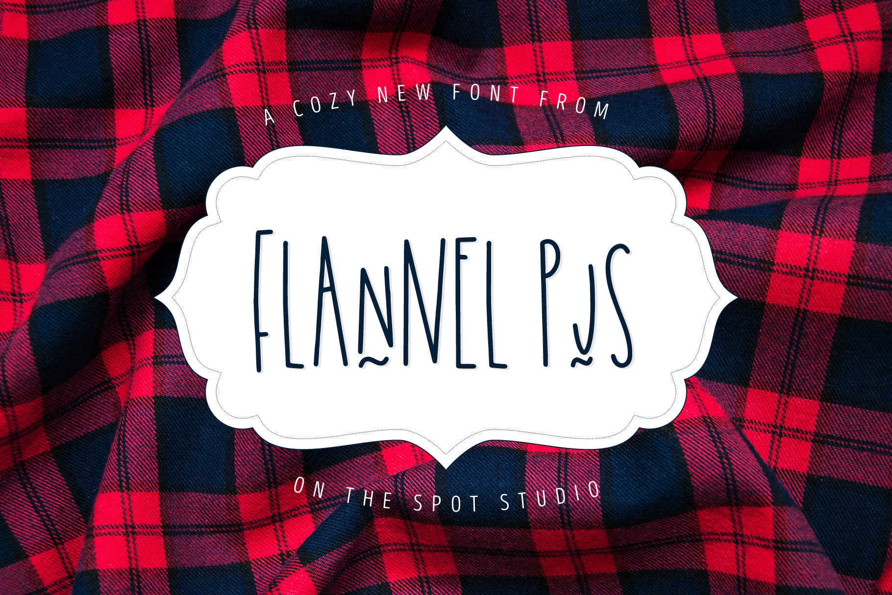 Flannel PJs - $5 TODAY ONLY