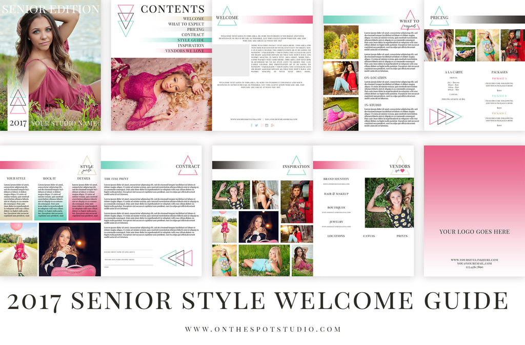 Senior Style Guide - INTRO PRICE Only $35