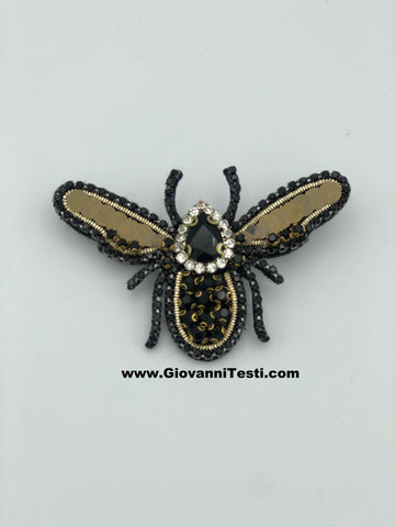 GT-Pin Black Fly