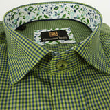 Face Mask & Shirt Set, GT-10118 Green