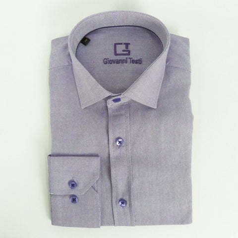 Face Mask & Shirt Set, GT-10005 Lilac
