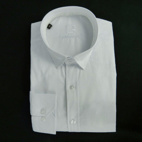 Face Mask & Shirt Set, GT-10030 White