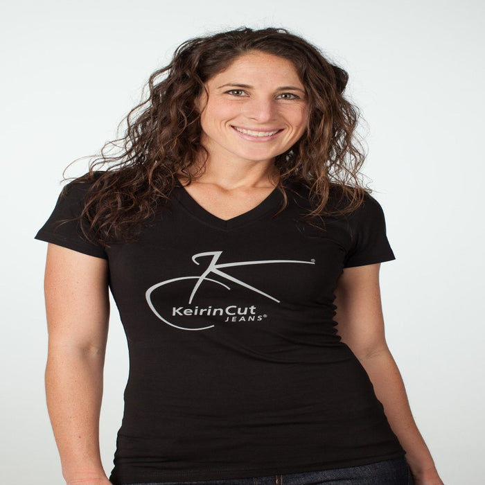 Keirin Cut Jeans® || Women's Short Sleeve T-Shirt