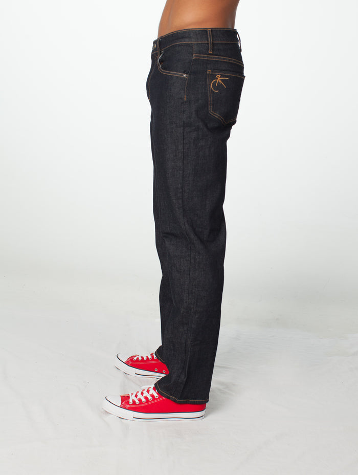Keirin Cut Jeans® || Men's Athletic Fit Jeans - Relaxed Leg - Izu