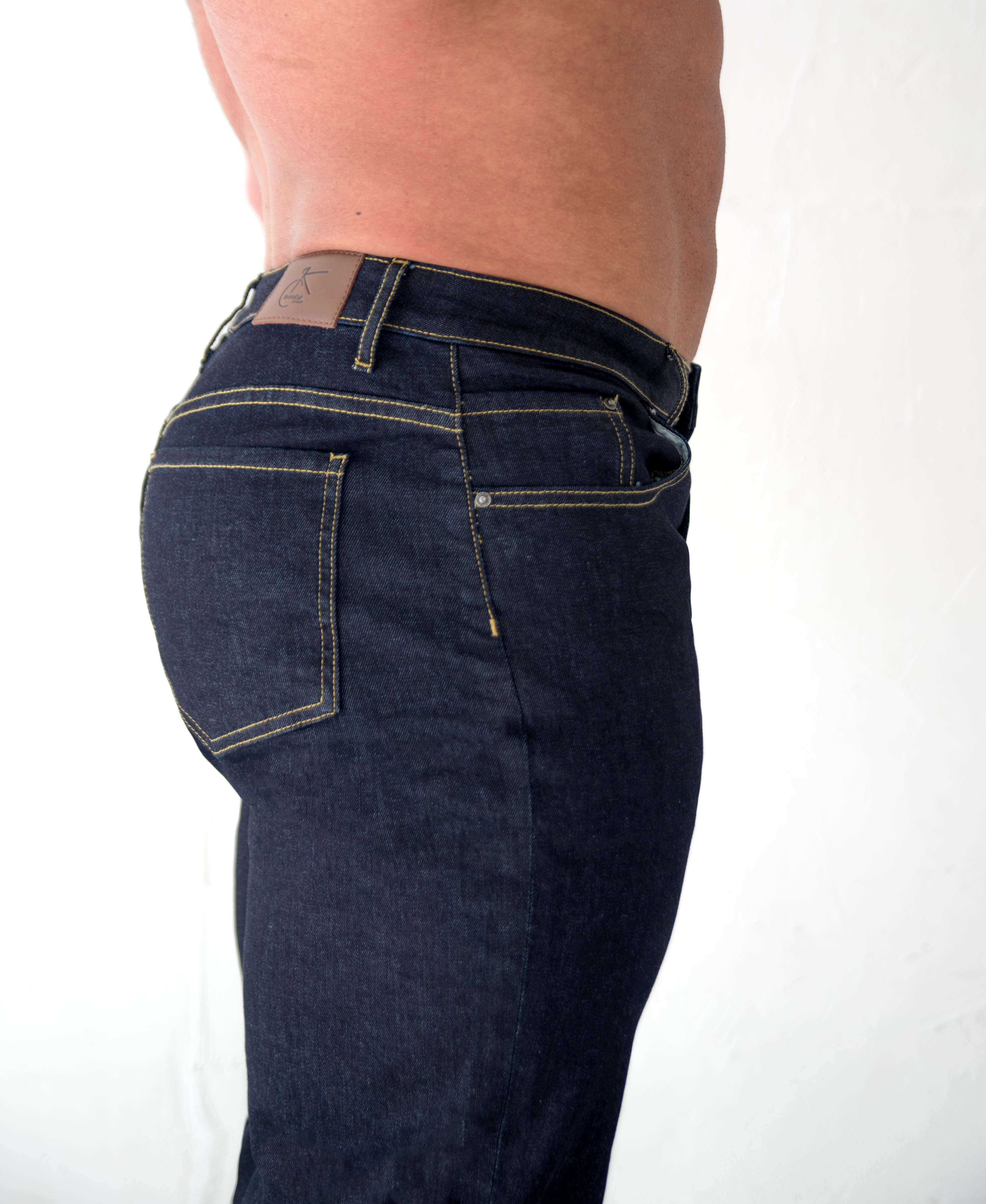 ... Men s Athletic Fit Jeans - Izu ... 260655cd950a
