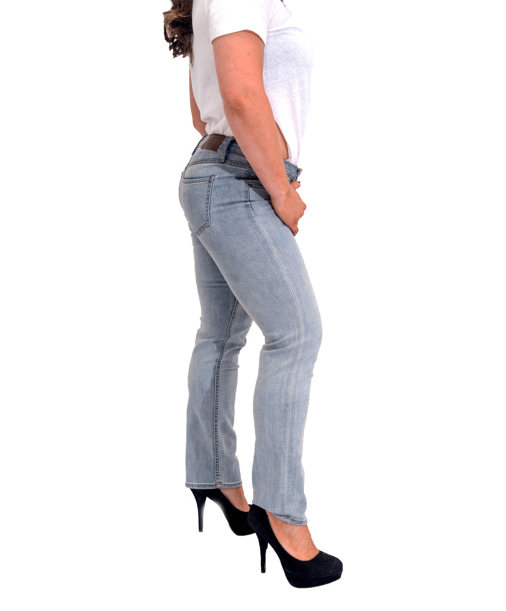 Women's Athletic Fit Jeans | Keirin Cut Jeans - Aguascalientes