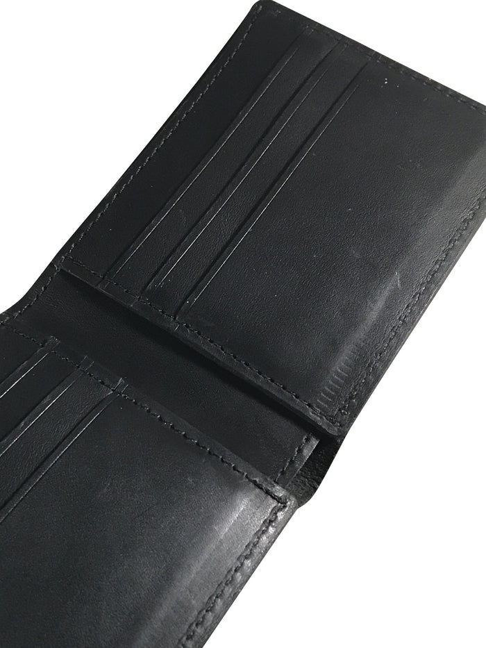 Keirin Cut Jeans® || Bi Fold Leather Wallet