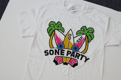 2015 'SONE Party' Short Sleeve Shirt