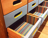 Beautifully hand crafted 20 drawer, Beech sideboard; gorgeous storage solution - TheRetroStation  - 3