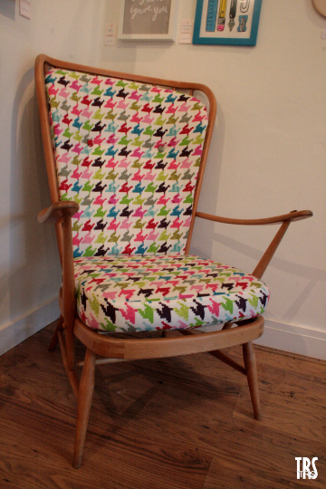 1950's Ercol Windsor Vintage arm chair - TheRetroStation  - 1