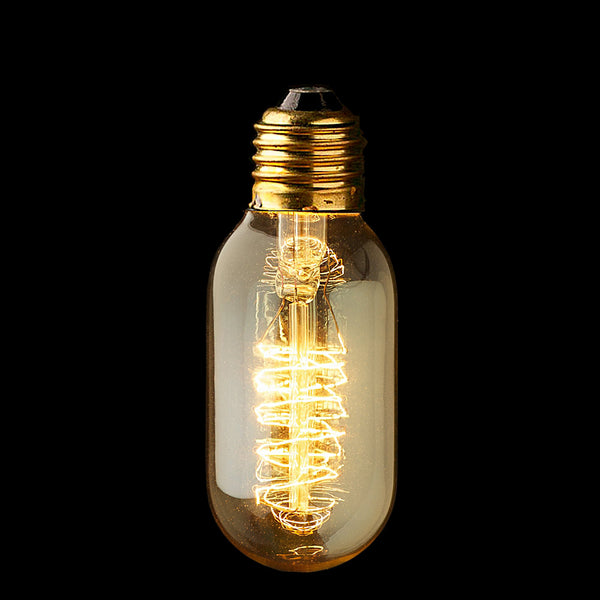 E27 Tubular 1920 Reproduction Edison Light Bulb - TheRetroStation