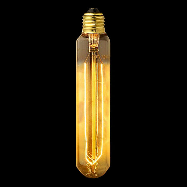 E27 XL Tube Squirrel Cage Filament Bulb - TheRetroStation