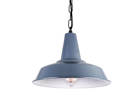 Factory Pendant Light - TheRetroStation  - 1
