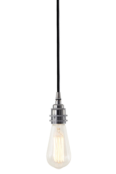 Dili Single Braided Edison Pendant - TheRetroStation  - 6