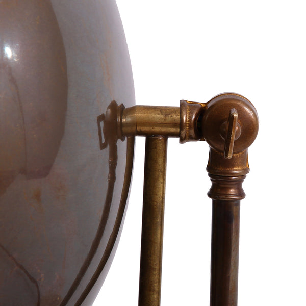 Cullen Industrial Dish Table Lamp - TheRetroStation  - 5