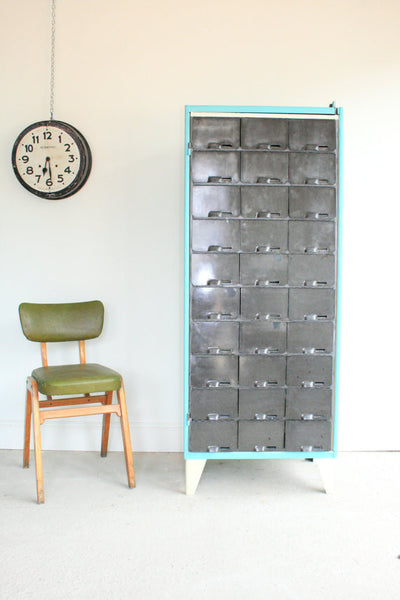 1950's pigeon holes, redesigned as shoe storage or Wine/ cup rack - TheRetroStation  - 2