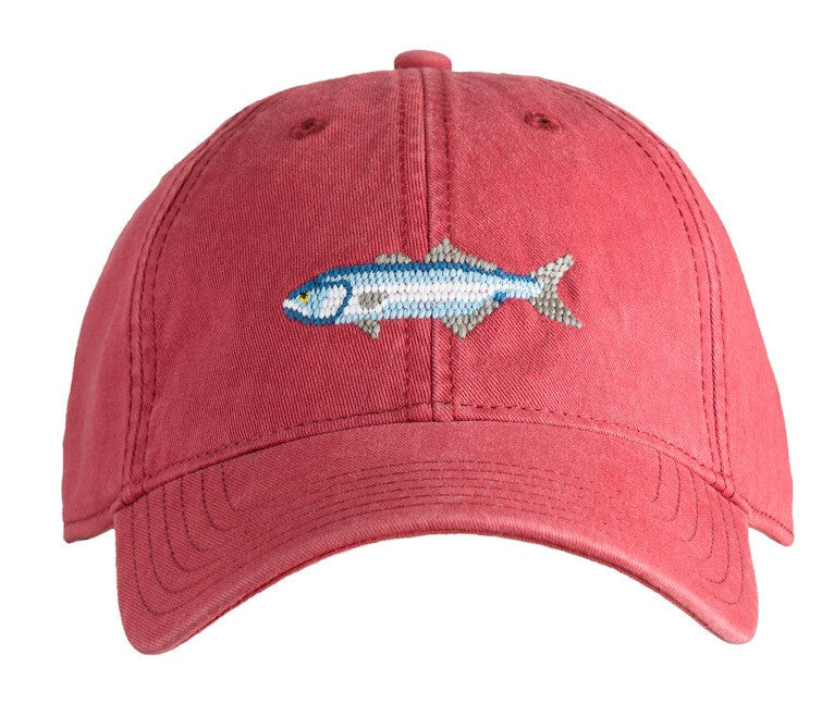 Harding Lane Red Bluefish Baseball Cap