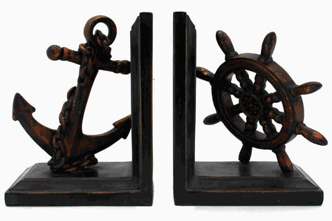 Ship's Anchor Clock