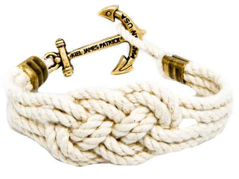 Kiel James Patrick Golden Birch Bracelet