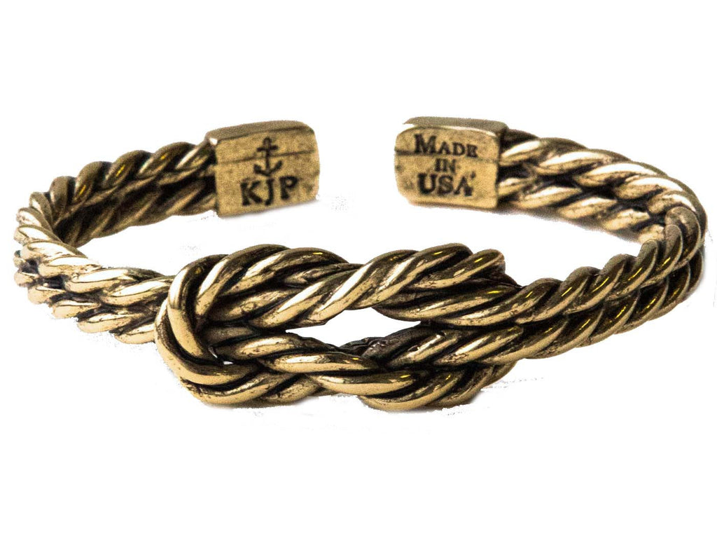 Kiel James Patrick Sailor's Luck Bracelet Gold