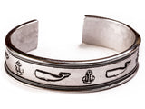 Kiel James Patrick Silver Sailor Bracelet