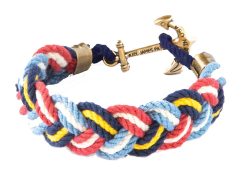 Kiel James Patrick American Adventurist Bracelet