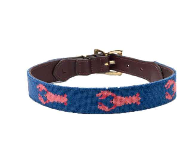 Lobster Dog Collar by Harding Lane