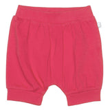 Shorts Red Rose