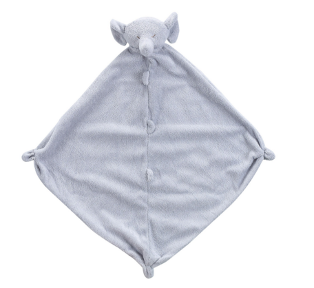 Grey Kittie Blankie