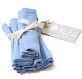WASHCLOTH 5-PACK IN SKY