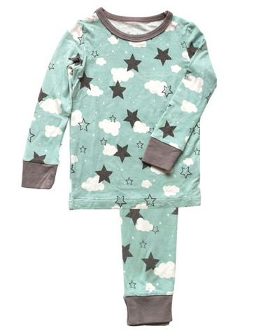 Shady Mint Star 2 Piece Set