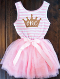 First Birthday Tutu Dress