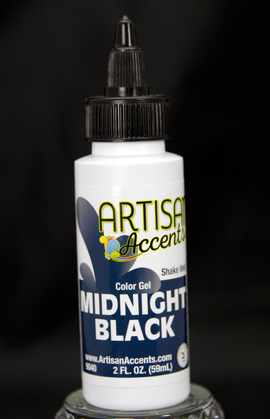 Artisan Accents - Midnight Black