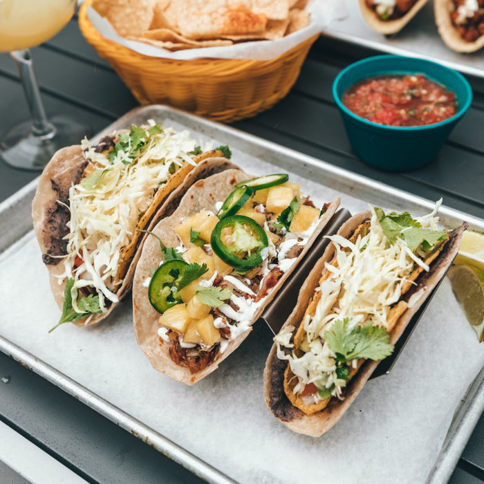 4 Taco Tuesday Taco Recipes