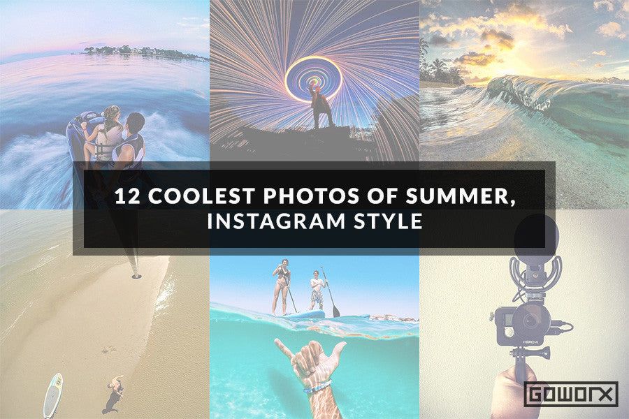 12 Coolest Photos of Summer, Instagram Style