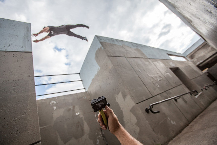 GoWorx joins Off The Edge Freerunning Parkour Tour