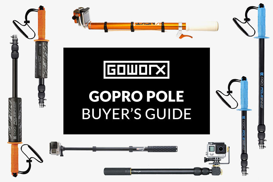 Ultimate GoPro Pole Buyer's Guide