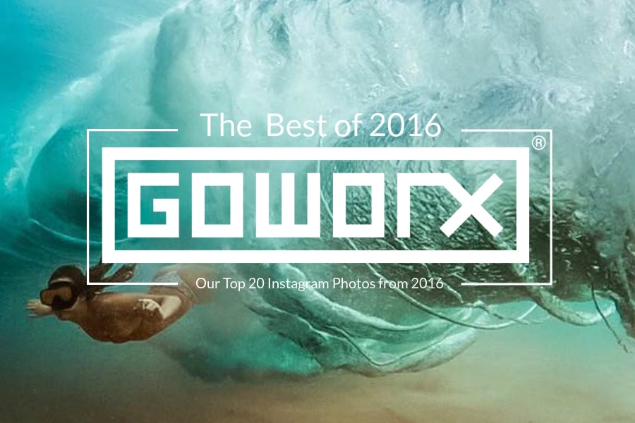 The Very Best of GoWorx: Our Top 20 Instagram Photos of 2016