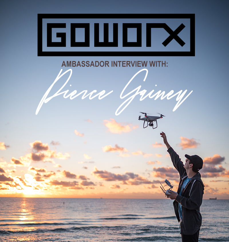 GoWorx Ambassador Interview With: Pierce Gainey.