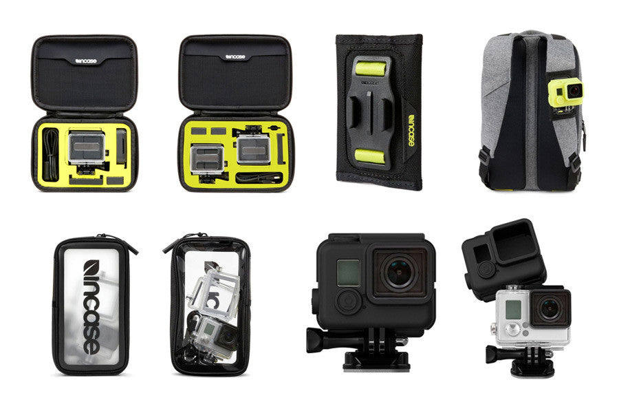 Incase GoPro Accessories & Cases Now on GoWorx!