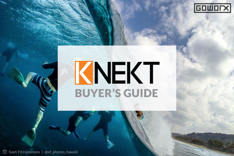 KNEKT GoPro Accessories Buyer's Guide
