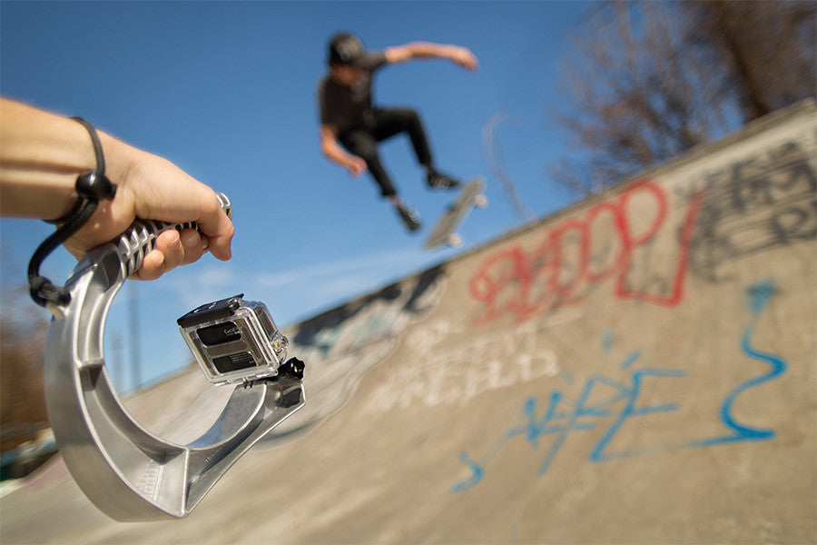 How to Film Skateboarding with Garrett Ginner